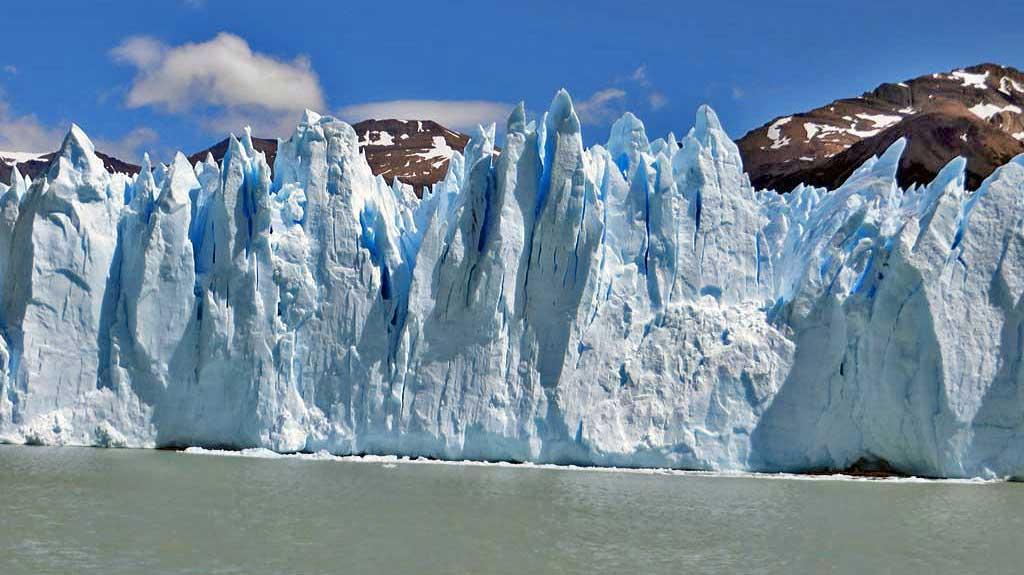 Visit Perito Moreno View from Boat Cruise
