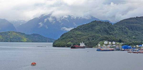 Visit Puerto Chacabuco Harbor