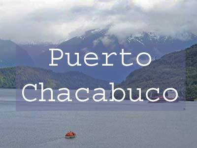 Puerto Chacabuco Title Page