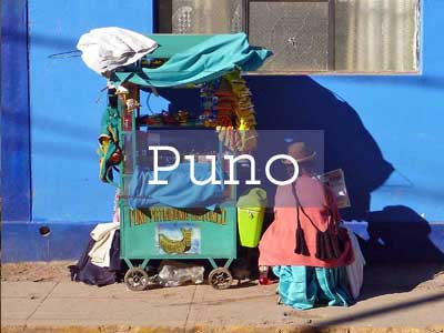Puno Title Page