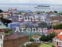 Punta Arenas Title Page