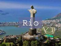 Rio de Janeiro Title Page