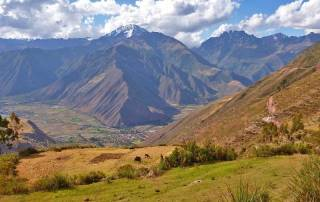 Sacred Valley, Urubamba River, Chinchero Community Visit