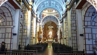 San Francisco Monastery Interior, Visit Lima