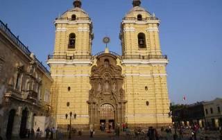 San Francisco Monastery, Visit Lima