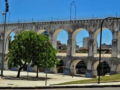 Santa Teresa Tram Aquaduct, Visit Rio de Janeiro