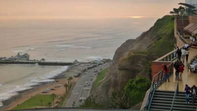 Seaview, Larcormar, Visit Lima