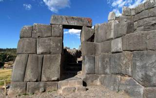Stone Cross Beam, Sacsayhuaman Visit Inca Ruin