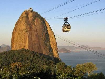 Sugarloaf Mountain Cable Car, Visit Rio de Janeiro