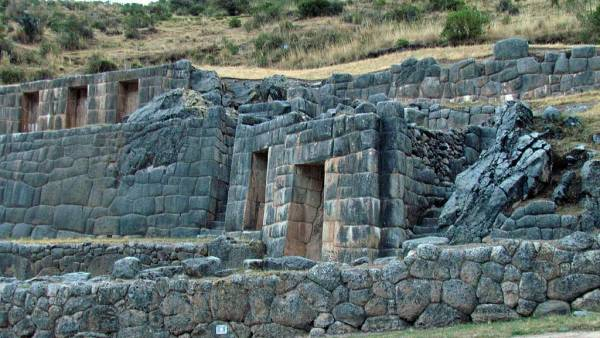 Tambomachay Inca Ruins, Cusco, Sacsayhuaman Visit