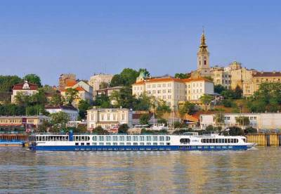 Uniworld River Cruises, SS Duchess, Belgrade