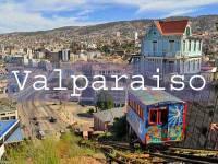 Valparaiso Title Page