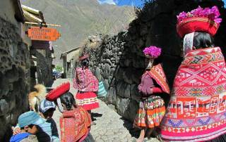 Workday for Tips Complete, Ollantaytambo Visit