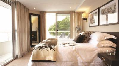 Zambezi Queen Suite, AmaWaterways