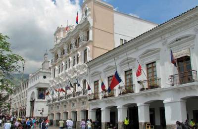 Archbishop's Palace, Independence Plaza, Visit Quito