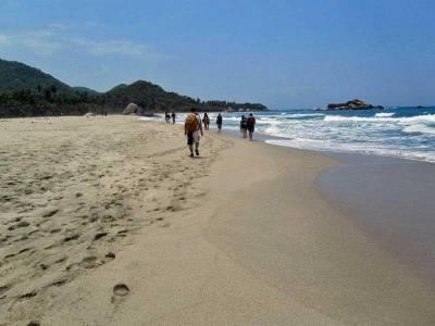 Arrecifes Beach, Tayrona National Park, Visit Santa Marta