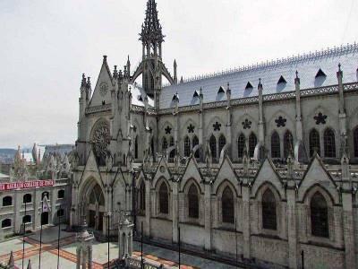 Basilica del Voto National, Visit Quito