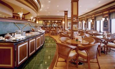 Bistro Cafe, Crystal Cruises