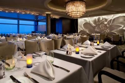 Blu Restaurant, Celebrity Cruises