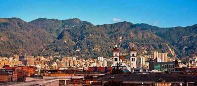 Visit Bogotá, Colombia