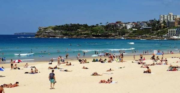 Bondi Beach, Visit Sydney, Australia