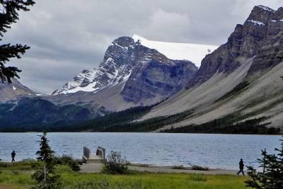 Bow Lake, Visit Banff National Park