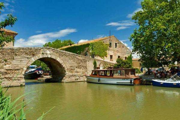 Canal du Midi, Canal Boating France