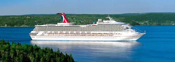 Carnival Triumph, Carnival Cruise Line Fleet