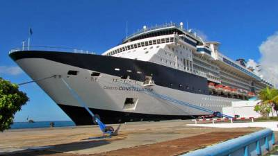 Celebrity Constellation, Aruba, Celebrity Cruises