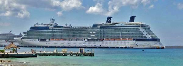 Celebrity Solstice, Cozumel, Celebrity Cruises