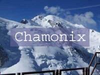 Chamonix Title Page