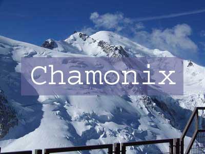 Visit Chamonix