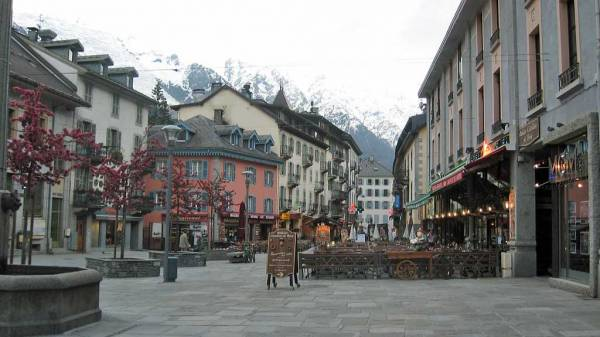 Chamonix Village, Chamonix Mont-Blanc Visit