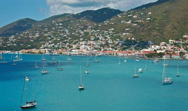 Charlotte Amalie, St Thomas, Visit the U.S. Virgin Islands