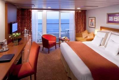 Club Continent Suite, Azamara Club Cruises