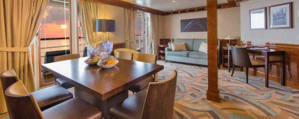 Concierge Stateroom, Disney Cruise Line