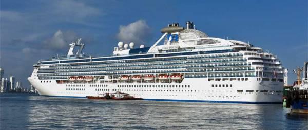 Coral Princess, Cartagena, Coral Princess Review