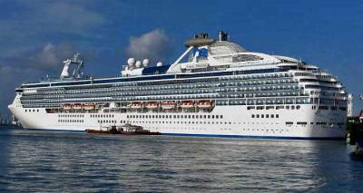 Coral Princess, Cartagena, Post Title