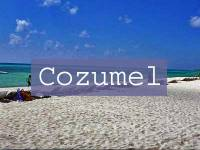 Cozumel Title Page