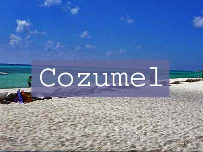 Visit Cozumel