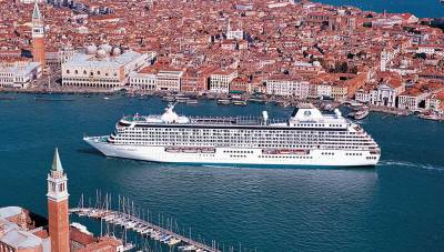 Crystal Serenity, Venice, Crystal Cruises