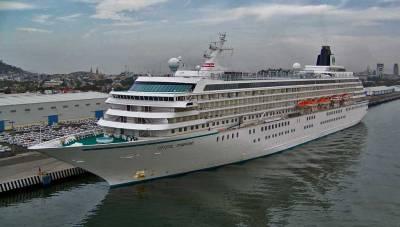 Crystal Symphony, Mazatlan, Crystal Cruises