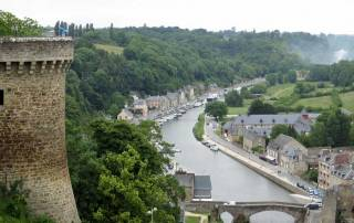 Dinan Rampart Tower, Mont St-Michel Day Trip