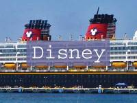 Disney Cruise Line Title Page