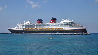 Disney Magic, Cozumel, Disney Cruise Line