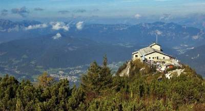 Eagle's Nest Valley View, Berchtesgaden Visit