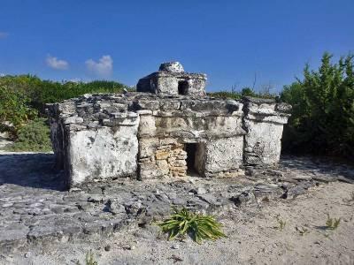 El Caracol, Mayan Ruin, Punta Sur Ecological Park, Visit Cozumel