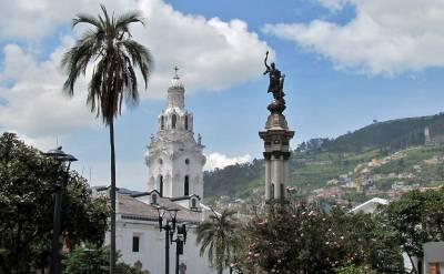 El Sagrario Church, Independence Plaza, Visit Quito