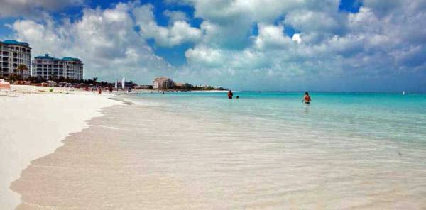 Grace Bay Beach, Visit Turks & Caicos