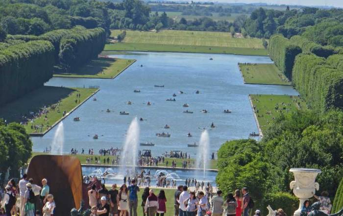 Grand Canal de Versailles Tour